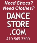 Dancing clothes, shoes, and more @ Dancestore.com
